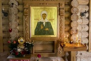Как правильно просить о помощи святую Матрону?
