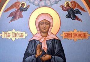 Молитва для успокоения души и сердца Матроне Московской