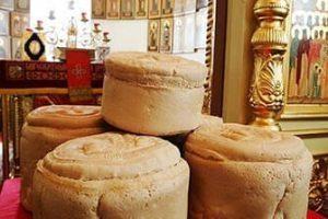 Закваска для хлеба от Матроны Московской