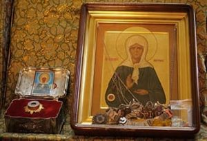 Молитва о семье святой Матроне Московской