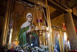 Молитва за дочь святой Матроне Московской