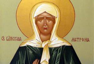 Молитва святой Матроне о выздоровлении