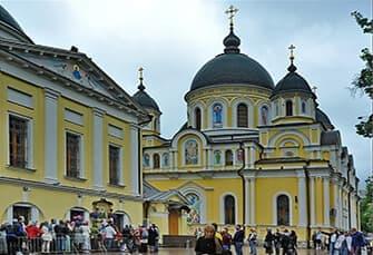 Расписание Богослужений Покровского женского монастыря в Москве